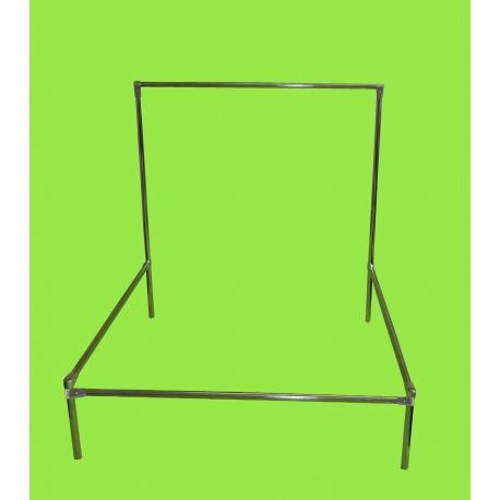 Konstrukce k BEAN BAGU pro zavěšení fotopozadí 110 x 110, v. 30 cm