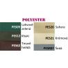 100% PES, Polyester barva šedá PESR07, šíře 148cm