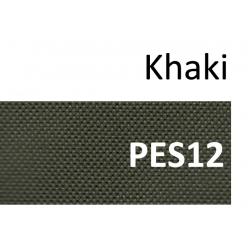 VÝPRODEJ 100% Polyester, 200x33cm, barva KHAKI PES12, 420g