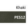 VÝPRODEJ 100% Polyester, 300x50cm, barva KHAKI PES12, 420g