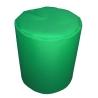 Taburet /  podnožka - válec BOOBAN zelený